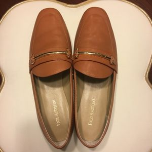 ENZO ANGIOLINI | Leather Loafers | 10M